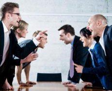 Урегулирование внутрифирменных конфликтов с сотрудниками