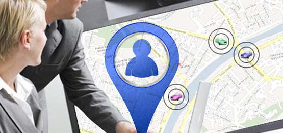 Слежка через GPS