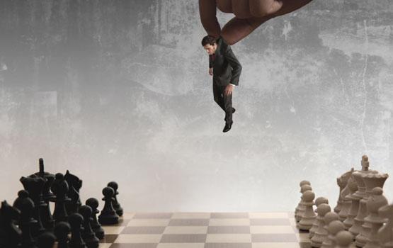 Нахождение «рычагов давления» на конкурента