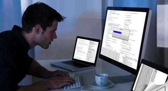 Сбор информации на фирму