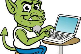 Агентство помогло поймать интернет-тролля